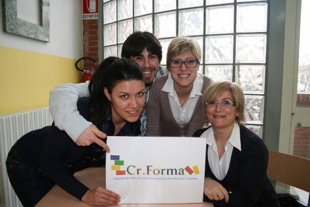 Cr.Forma Cremona Al via il corso sez. 'C' per Operatore Socio Sanitario (O.S.S.).Disponibili ancora 3 posti.