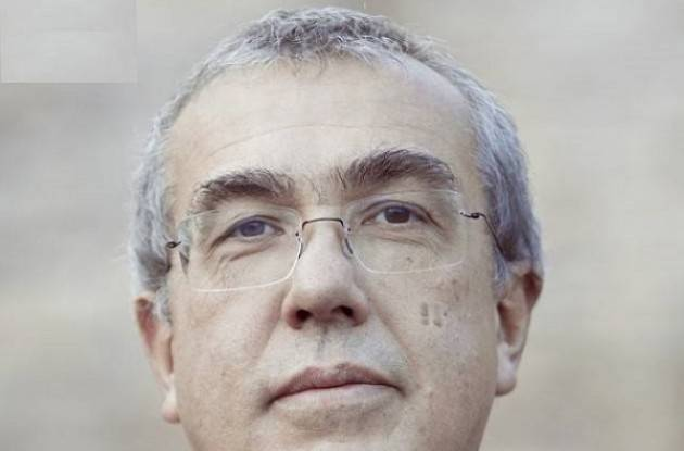 (Video) Franco Bordo: 'Rompere gli argini e aprire una comune fase rifondativa della sinistra'