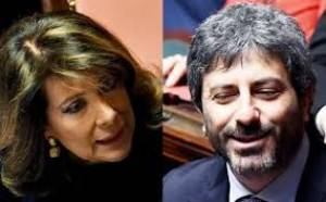 Roberto Fico (M5S) Presidente Camera , Maria Elisabetta Alberti Casellati (FI) al Senato. PD fuori gioco di Gian Carlo Storti