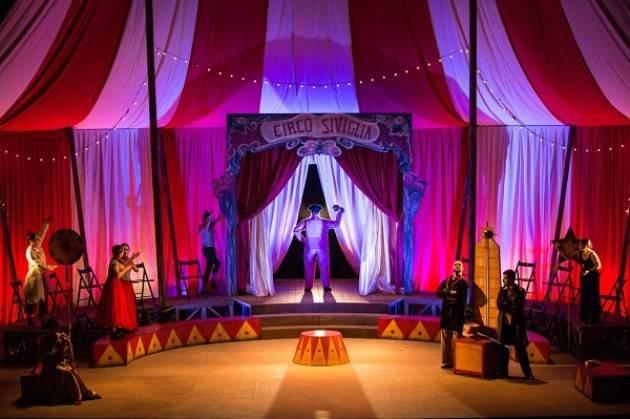 CARMEN La stella del Circo Siviglia Musica di Georges Bizet al Teatro Ponchielli il 4, 5, 6 aprile