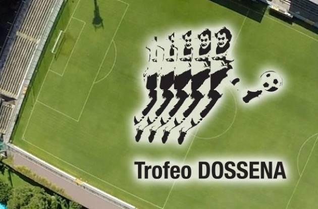Crema TROFEO DOSSENA 2018 Sarà il torneo delle novità! Squadre, date e campi