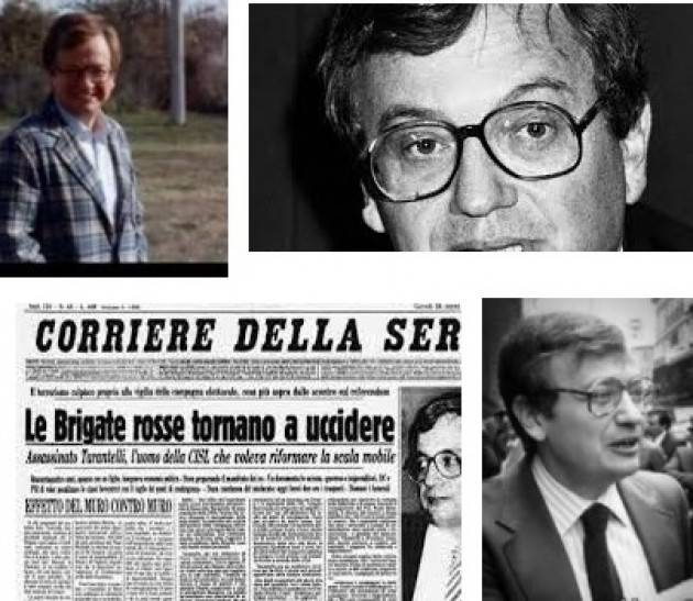 #AccaddeOggi 27 marzo 1985 Le BR uccidono Ezio Tarantelli