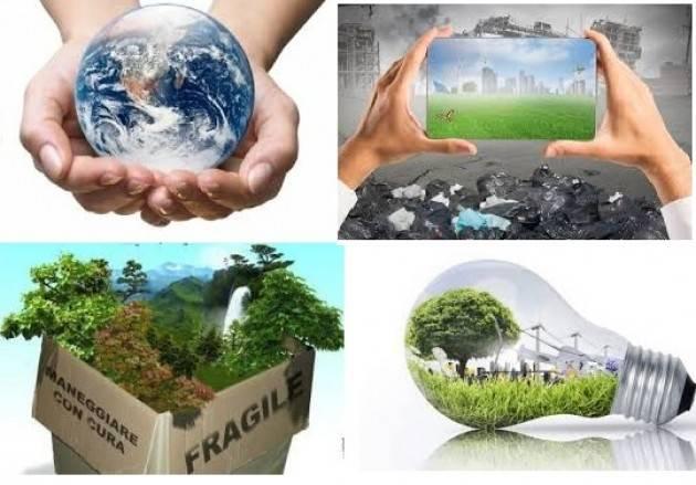 Cgil La sfida dello sviluppo sostenibile di Riccardo Sanna