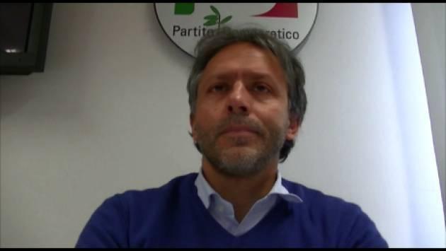 (Intervista Telefonica)  Andrea Virgilio (PD ) . Ecco come cambierà Cremona con la variante al PGT