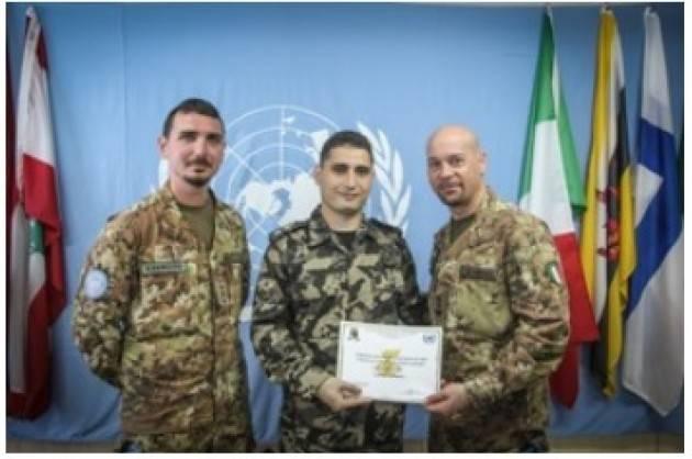 AISE LIBANO: 1° CORSO DI COMUNICAZIONI TATTICHE PER IL PERSONALE DELLA STATE SECURITY LIBANESE