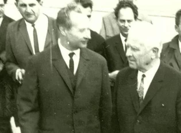 AccaddeOggi  28 marzo 1968 Dubček La prima scintilla della Primavera di Praga
