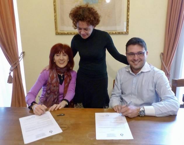 Crema Il sindaco firma i decreti di nomina:  Cinzia Fontana  e Matteo Gramignoli assessori