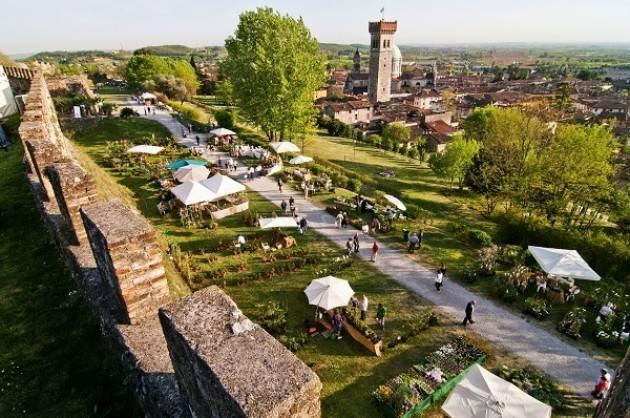 XI Edizione di FIORI nella ROCCA 6-7-8 aprile 2018 alla Rocca Visconteo-Veneta di Lonato del Garda (Brescia)