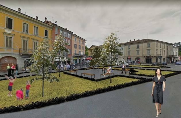 Crema Incontro proficuo su piazza Garibaldi: l'Amministrazione valuterà  le idee progettuali delle associazioni