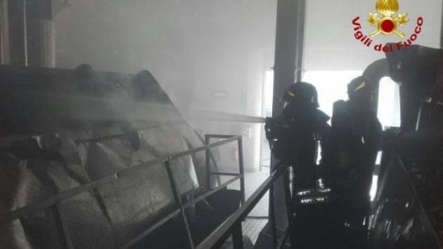 Treviglio Esplosione in fabbrica, due morti nel giorno di Pasqua Dichiarazione di Camusso (Cgil)