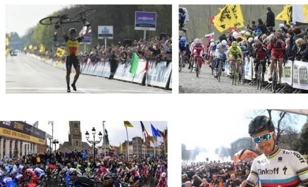 AccaddeOggi 3 aprile 2016 Si svolge il 100° Giro delle Fiandre (istituito però nel 1913)