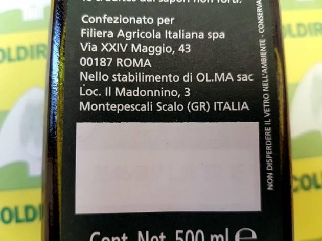 Lombardia ALIMENTARE: COLDIRETTI SCATTA OBBLIGO STABILIMENTO IN ETICHETTA