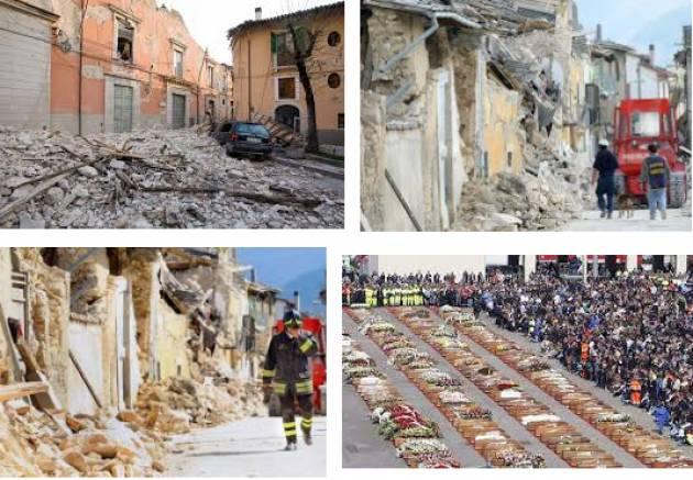 #AccaddeOggi 6 aprile 2009 – Violento terremoto in Abruzzo, avvertito in tutto il centro Italia, devastata L'Aquila