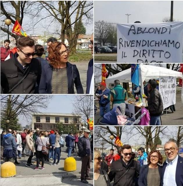ASST Crema I dipendenti protestano per il mancato diritto alla mensa