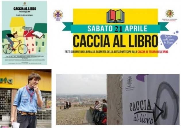 Bergamo Torna anche quest'anno la Caccia al Libro: appuntamento sabato 21 aprile