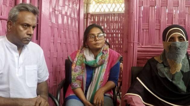 Amnesty BANGLADESH: I RITORNI DEI RIFUGIATI ROHINGYA DEVONO ESSERE SICURI, VOLONTARI E DIGNITOSI