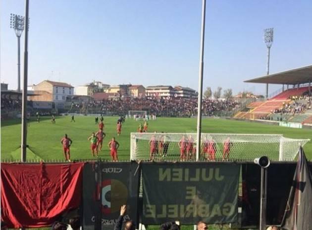 Cremonese- Foggia (0-4) Difficile commentare una batosta come quella di oggi di Giorgio Barbieri