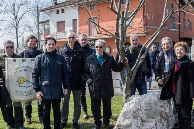 Fabio Moreni tra i Giusti della Solidarietà di Calvisano