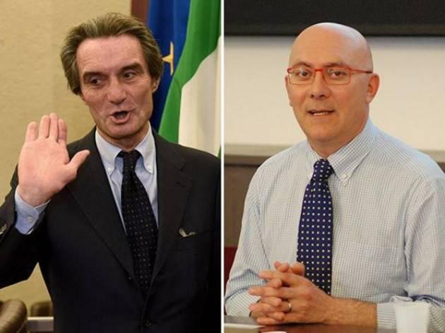 Superti nella squadra di Attilio Fontana? Politicamente incomprensibile... di Antonio Agazzi