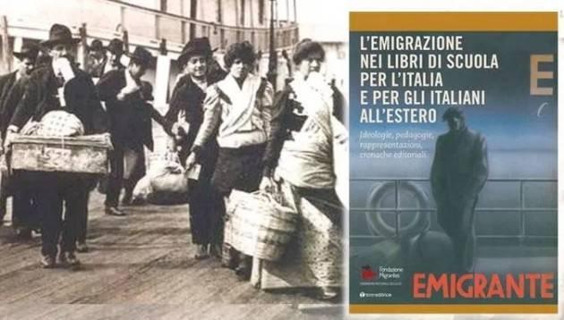 L'emigrazione degli italiani nei libri di scuola di Lorenzo Luatti
