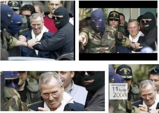 #AccaddeOggi 11 aprile 2006 Italia: viene arrestato, dopo 43 anni di latitanza, il boss mafioso Bernardo Provenzano
