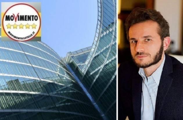 Marco Degli Angeli  (M5S) La Lombardia non è il paese delle meraviglie  , ma  una camera a gas