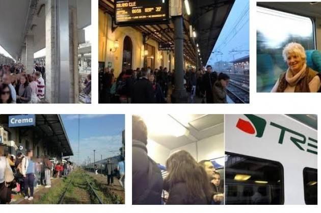 I Comitati Pendolari convocano un incontro a Cremona  con i Consiglieri Regionali  per sabato 21 aprile