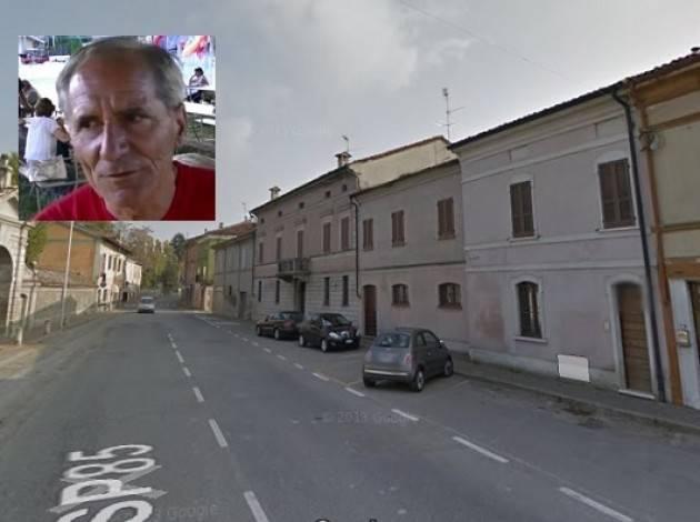 NON SOLO PONTI, MA ANCHE STRADE ……..via Roma a Gussola  di sante Gerelli