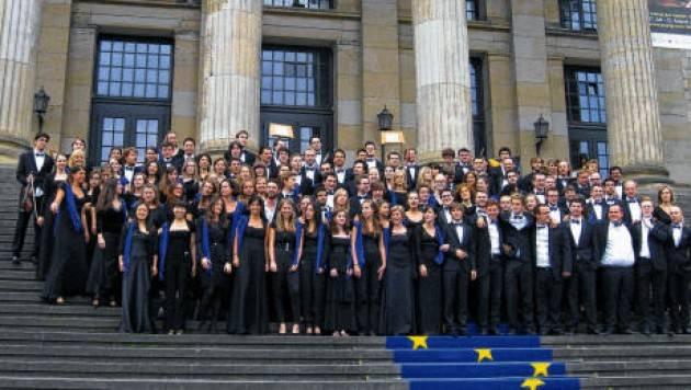 AISE ORCHESTRA DEI GIOVANI DELL'UE: IL CONSIGLIO NE ASSICURA IL FUTURO
