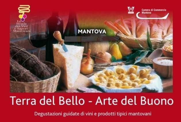 Mantova Fino al 19 aprile Terra del bello, arte del buono, rassegna gastronomica