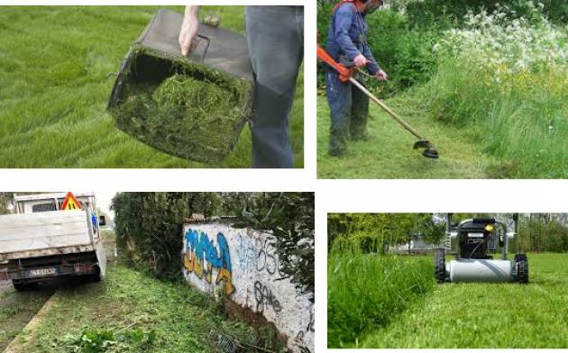 Cremona Sfalcio del verde: nelle prossime settimane completato in tutti i quartieri