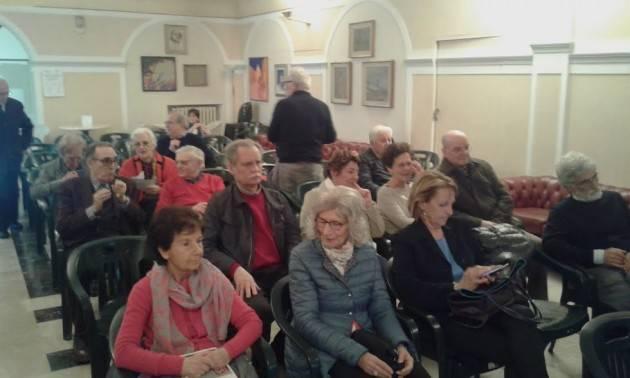 (Video) Lo scorso 13 aprile Mimmo Franzinelli  ha presentato , al Filo di Cremona, il libro  'Tortura'