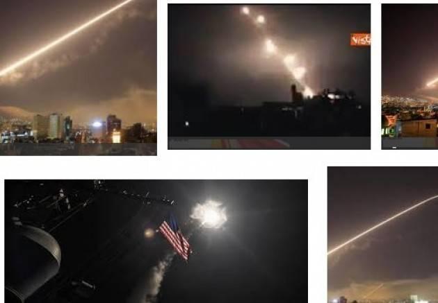 Siria Bisogna fermare le armi, bloccarne la vendita a chi è in guerra. Ora, subito.La Tavola della Pace di Cremona