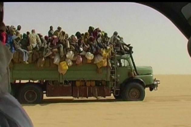Pianeta migranti. Dal Sahel prevista una grande ondata migratoria.