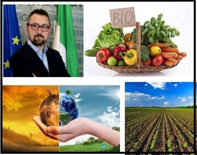 Agricoltura biologica PILONI (PD): 'CHIEDEREMO SUBITO CHE VENGANO ASSEGNATE NUOVE RISORSE'