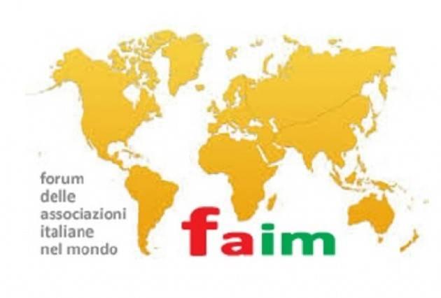 FAIM Rafforzare la rappresentanza associativa degli italiani nel mondo
