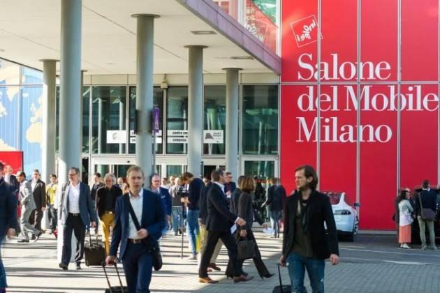 Salone del Mobile di Milano. Cgil-Cisl-Uil organizzano presidio di protesta il 19 aprile