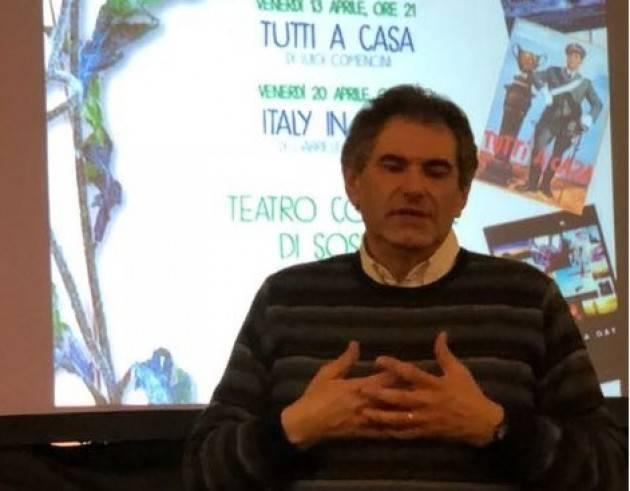 Sospiro Ultimo film della rassegna' Italy in a day' per la regia di Gabriele Salvatores il 20 aprile