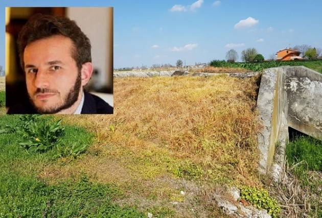 Marco Degli Angeli (M5S) Scrive al Sindaco di Casalmaggiore sul'uso del diserbo chimico  sulle strade