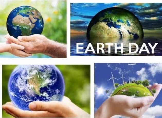 #AccaddeOggi 22 aprile 1970 - Celebrazione del primo Giorno della terra