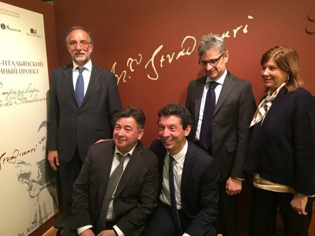 MDV Cremona e Mosca, sinergia su conservazione e restauro degli archi Galimberti molto soddisfatto