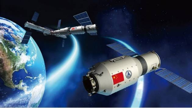 #AccaddeOggi 24 aprile 1970-Viene lanciato il primo satellite della Repubblica popolare cinese