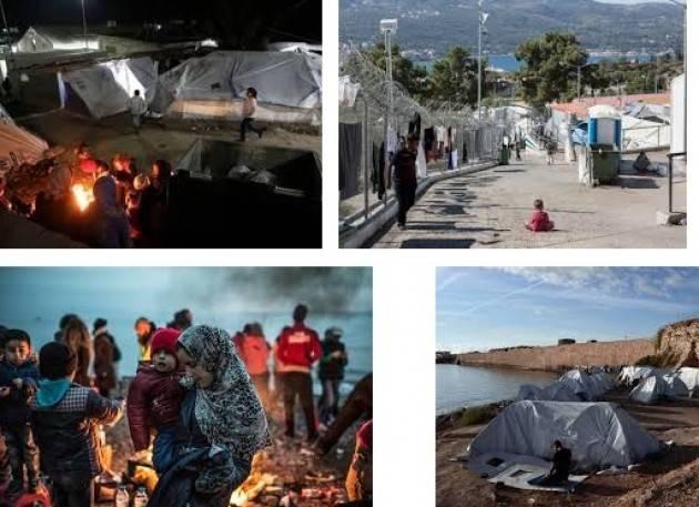 Amnesty Grecia  I richiedenti asili trattenuti sulle isole potranno raggiungere la terra ferma