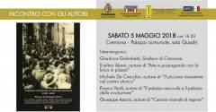 Cremona, presentazione di 'Fascismo a Cremona e nella sua provincia 1922-1945'