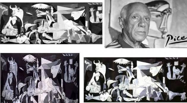#AccaddeOggi 26 aprile 1937 – Guerra civile spagnola: bombardamento di Guernica