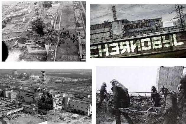 #AccaddeOggi 26 aprile 1986 – Disastro di Černobyl', in Unione Sovietica, l'esplosione in una centrale elettronucleare