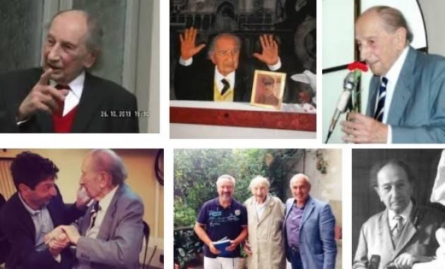 Mario Coppetti, una grande antifascista socialista, all'età di 104 anni , ci ha lasciato di Gian Carlo Storti
