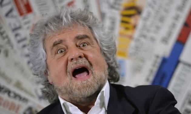 M5s contrario alla libertà di stampa e alla libertà di opinione di Gabriele Beccari  (Cremona)
