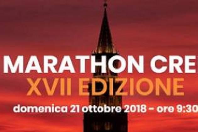 Aperte le iscrizioni alla mezza maratona Città di Cremona