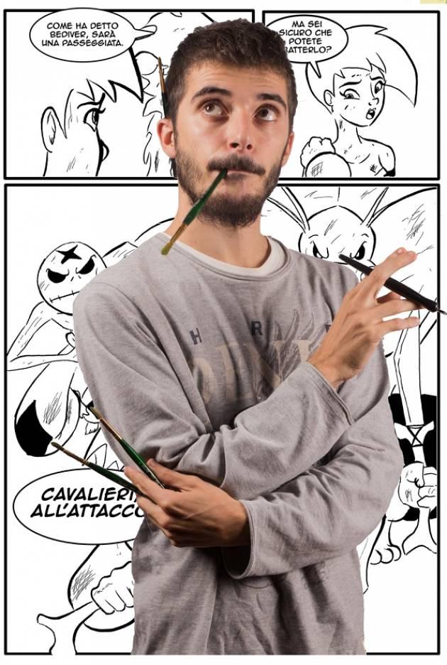 Il Centro Fumetto 'Andrea Pazienza' da Cremona a Napoli al Comicon